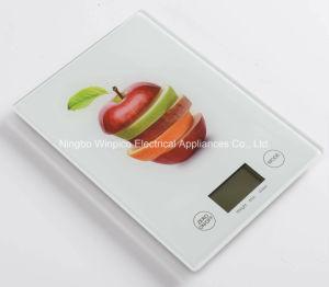 Digital Kitchen Food Scale, 1g T0 11lb Capacity