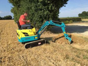 China Used Mini Excavator Mini Digger Crawler Excavator for Sale pictures & photos