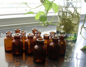 20ml USP Type II & III Amber Molded Glass Injection Glass Vial pictures & photos