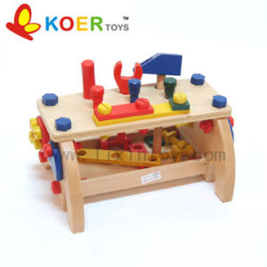 Wooden Toy - Tool Table Toys (LX449-2)