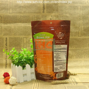 Resealable Plastic Zipper Bag for Food pictures & photos