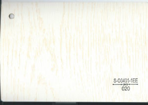 Wood Grain PVC Deco Foil for Furniture/Cabinet/Door Hot Laminate/Vacuum Membrane Press Bgl019-024 pictures & photos
