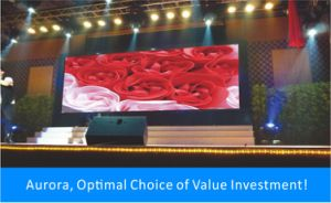 P6.67 Outdoor Full Color LED Display Screen pictures & photos