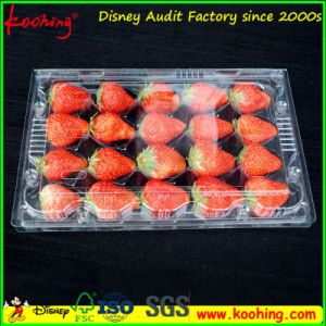 Fruits Vegetables Food Packing Blister Tray in Supermaket Shops pictures & photos
