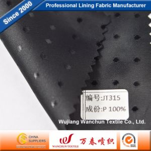 High Quality Polyester Dobby Fabric for Garment Lining Jt315 pictures & photos