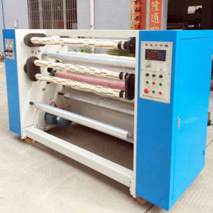 Automatic Feeding Materials Adhesive Tape Slitting Machine pictures & photos