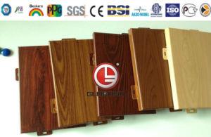 Wood Aluminium Cladding pictures & photos