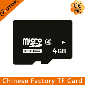 Low Price Chinese Factory Micro SD TF Memory Card C4 4GB pictures & photos