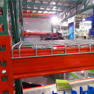 Warehouse Storage Welded Wire Mesh Deck pictures & photos