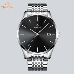 Business Calendar Watch Men Watch Waterproof Automatic Mechanical Watch Men′s Watch 72819 pictures & photos