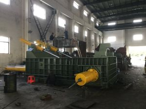 Y81f-800 Baling Machine pictures & photos