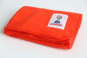 100% Polyester Promo Fleece Blanket / Custom Blanket pictures & photos