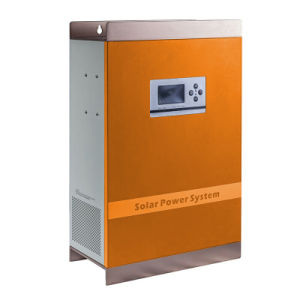 Wall Mounted Type Home Solar Inverter with Built-in 40A 60A MPPT Solar Charge Controller pictures & photos