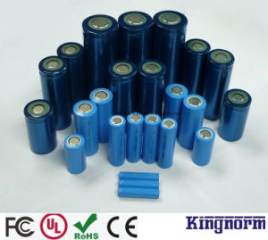 32650 3.2V 5000mAh LiFePO4 Battery Single Cell pictures & photos
