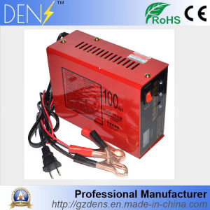 12V/24V Motorcycle Battery Charger Lead Acid Battery Charger pictures & photos