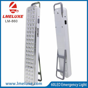New portable Rechargeable Emergency Light with Holder pictures & photos