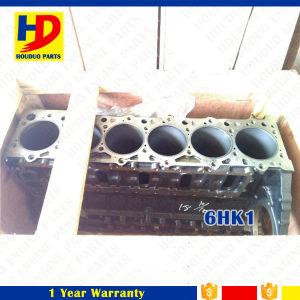 6HK1 for Isuzu Heavy Diesel Engine Cylinder Block Assy pictures & photos