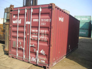 Consolidate Reefer Container/Cabinet Freezer/Frozen Container Shipping Container Services pictures & photos