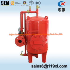 Horizontal Fire Foam Bladder Tank pictures & photos