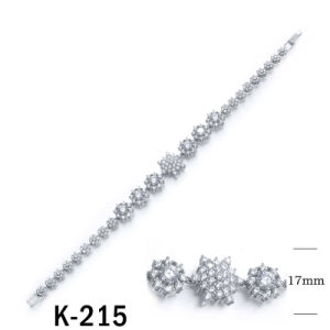 New Model 925 Silver Bracelet Fashion Jewellery pictures & photos