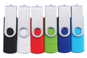 Gadget OTG USB2.0 8GB Android Tablet USB Flash Drive pictures & photos