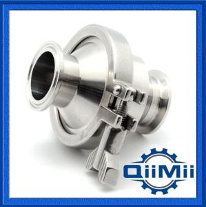 Clamp/ Weld/ Thread Stainless Steel 304 316L Sanitary Check Valve pictures & photos