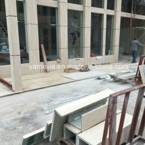 L Shape Marble/Granite/Travertine/Sandstone Aluminum Honeycomb Composite Panels pictures & photos