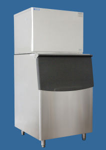 Ice Maker Machine Cube Restaurant Equipment Price List pictures & photos