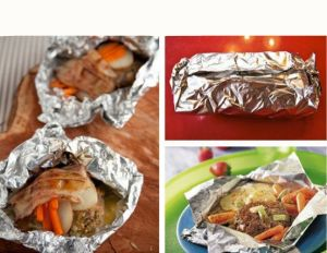Aluminium Household Foil for Kitchen pictures & photos