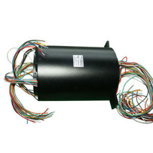 Multi-Circuits and Big Bore Slip Ring with Stable High Quality (LPT096-4610)