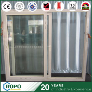 New Style Plastic Sliding Door with Double Insulating Glazed Glass pictures & photos