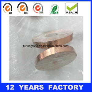 0.1mm Thickness Soft and Hard Temper T2/C1100 / Cu-ETP / C11000 /R-Cu57 Type Thin Copper Foil pictures & photos