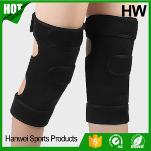 2017 Unisex High Quality Profession Neoprene Sport Knee Support (HW-KS033) pictures & photos