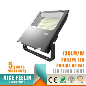 Outdoor IP65 Ultra Thin 150W LED Floodlight with 5years Warranty pictures & photos