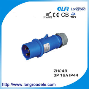IP44 Industrial Electrical Plug, Power Plug pictures & photos