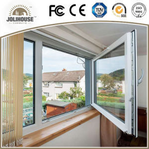 China Manufacture Customized UPVC Casement Windowss Direct Sale pictures & photos