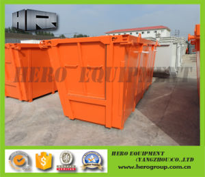 7m to 10m Chain Lift Bin Skip Bin with Door pictures & photos