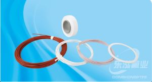 PTFE Wire Tube Plastic Products pictures & photos