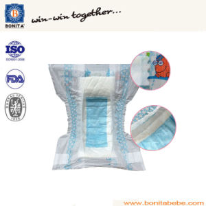 China Factory Wholesale High Quality Baby Diaper with PP Tape