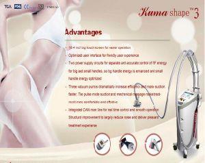 Vela Shape +Kuma Shape Slimming Machine Removal Cullite pictures & photos