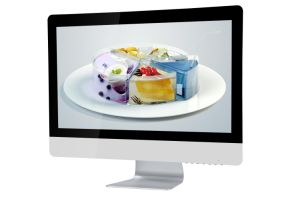 22 24 Inch TFT Flat Screen LCD Panel LCD LED Monitor pictures & photos