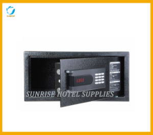 LED Display Electric Cash Safe Box for Hotel pictures & photos