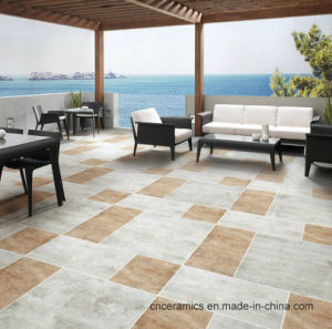 Cement Popular Designs Style Porcelain Tile 600X600mm pictures & photos