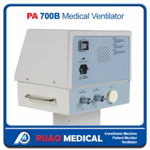 Hospital Good Quality Mobile Micro Ventilator Machine Medical (PA-900B) pictures & photos