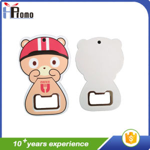 ABS Bottle Opener in Cartoon Shapes pictures & photos