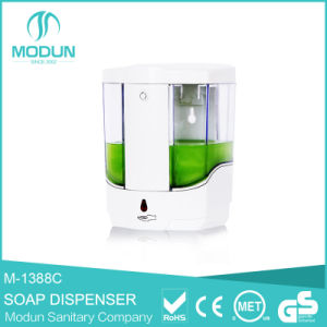 Bathroom, Hotel, Toilet Wall Mounted Automatic Foam Soap Dispenser pictures & photos