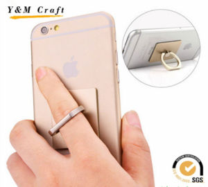 Reusable Rotating Metal Finger Ring Mobile Phone Holder for Smartphones pictures & photos