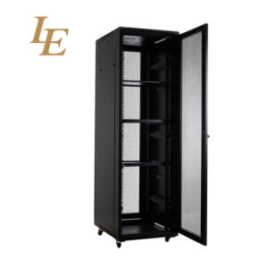Mesh Door 9u Half Switch Rack Cabinet pictures & photos