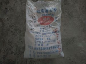 Food Grade Superfine Talc Powder pictures & photos