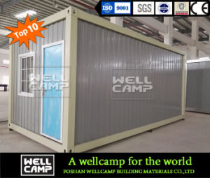 Wellcamp Flat Pack Container pictures & photos